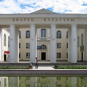 Дворцы и дома культуры Иволгинска