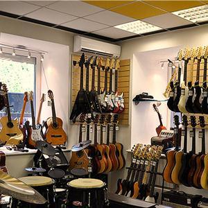 Музыкальные магазины Иволгинска