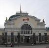 Железнодорожные вокзалы в Иволгинске