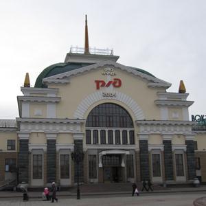 Железнодорожные вокзалы Иволгинска